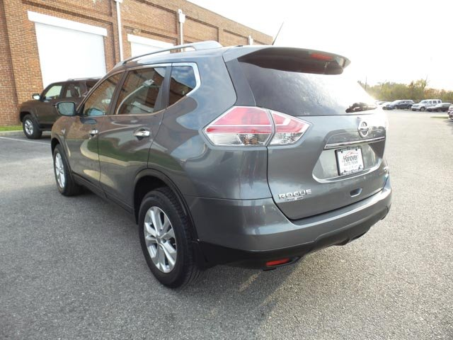 Certified Pre-Owned 2014 Nissan Rogue SV