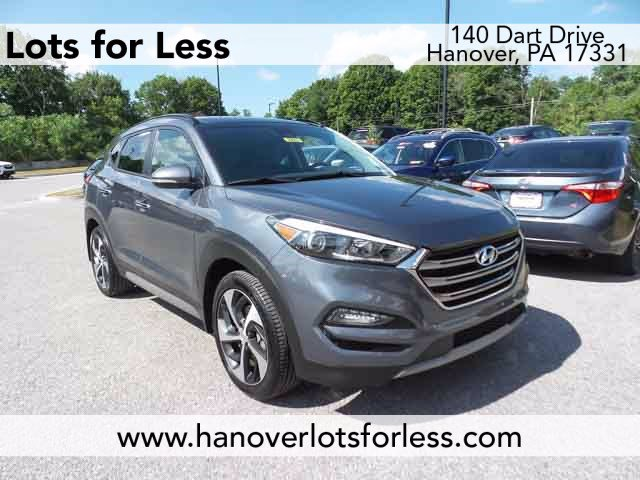 Pre-Owned 2017 Hyundai Tucson Limited