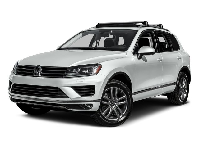Pre-Owned 2016 Volkswagen Touareg Lux