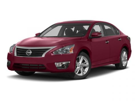 Pre-Owned 2013 Nissan Altima 3.5 SL