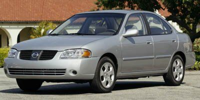 Pre-Owned 2005 Nissan Sentra