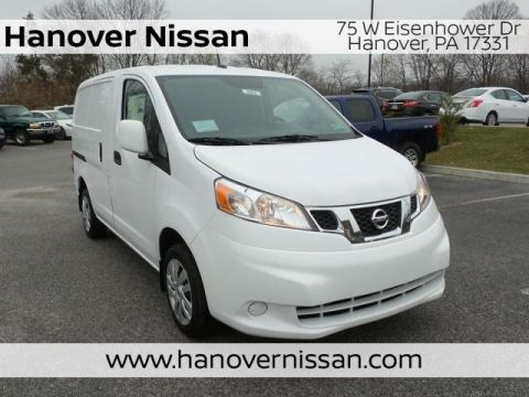 New 2020 Nissan NV200 Compact Cargo SV