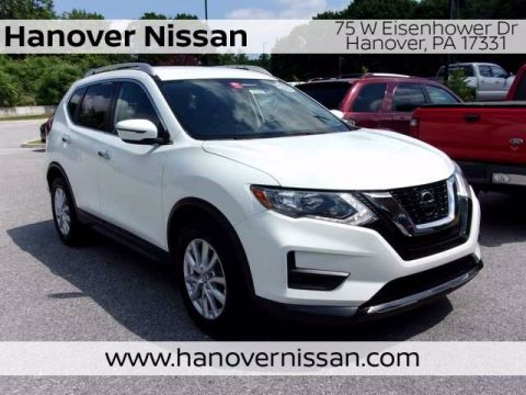 Certified Pre-Owned 2019 Nissan Rogue SV